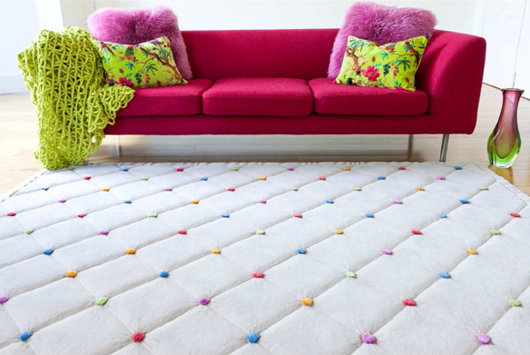 This Just Playful Area Rugs Cure Spring Fever Eheart