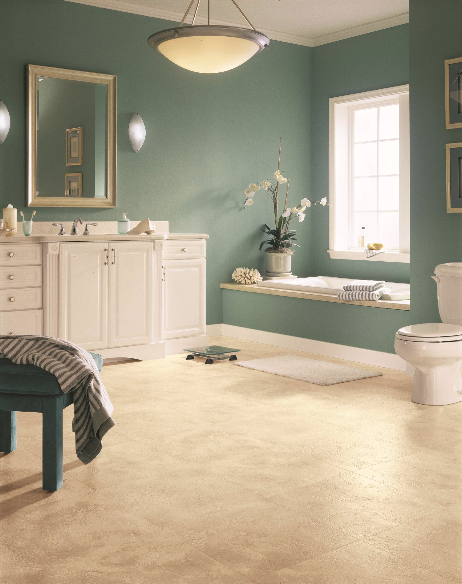Floor - Bathroom