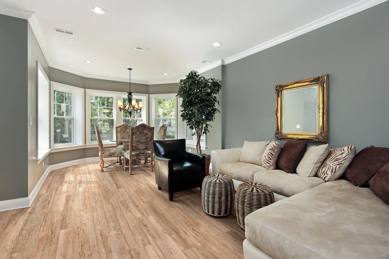 Benefits of Laminate Flooring Living Room